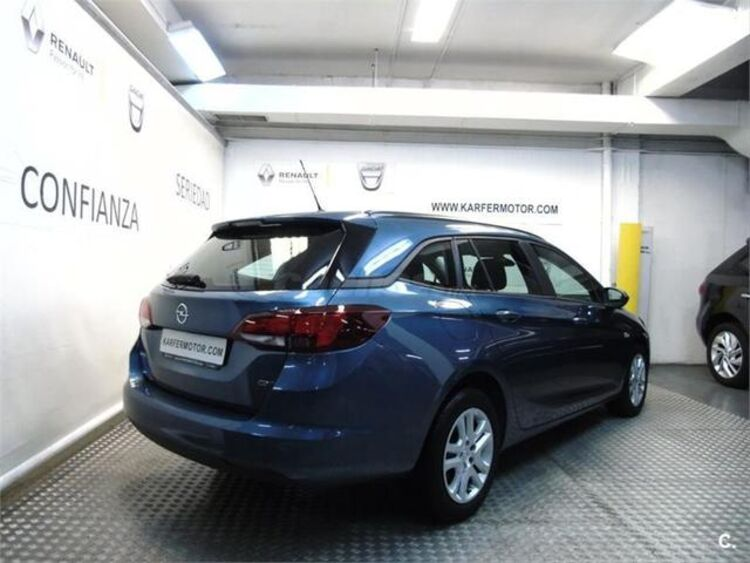 Opel Astra 1.6 CDTI Sports Tourer Business 81 kW (110 CV) foto 5