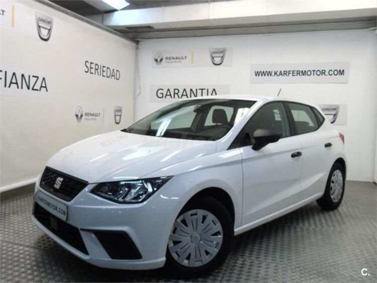 SEAT Ibiza 1.0 SANDS Reference Plus 55 kW (75 CV) foto 2