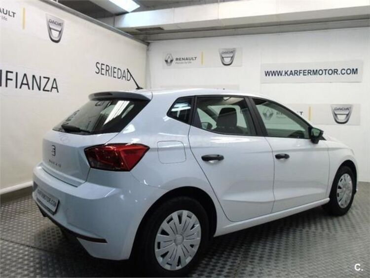 SEAT Ibiza 1.0 SANDS Reference Plus 55 kW (75 CV) foto 5
