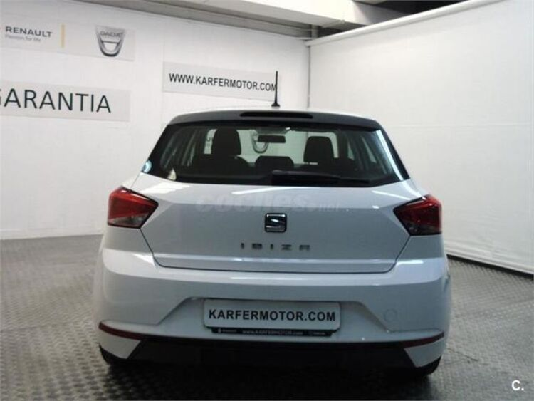 SEAT Ibiza 1.0 SANDS Reference Plus 55 kW (75 CV) foto 6