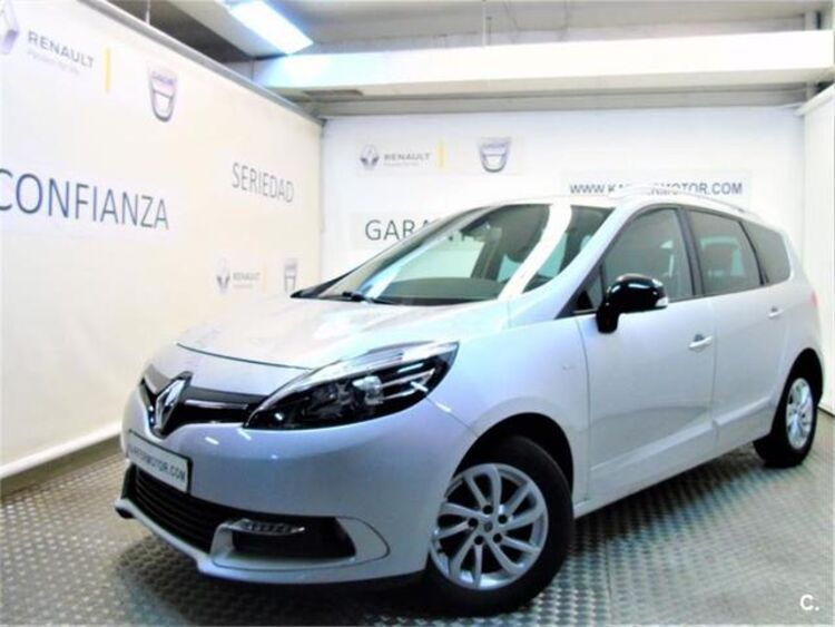 Renault Grand Scenic dCi Limited Energy eco2 96 kW (130 CV) foto 2