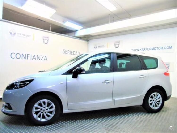 Renault Grand Scenic dCi Limited Energy eco2 96 kW (130 CV) foto 4