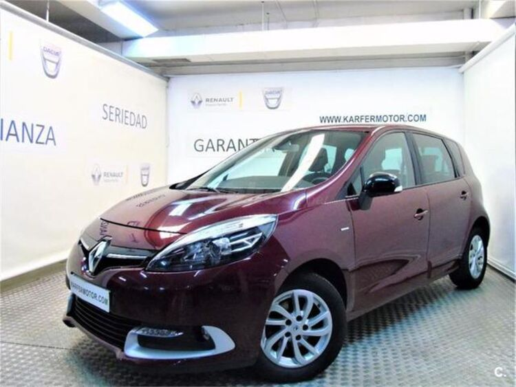 Renault Scenic 1.6 dCi Energy Limited 96 kW (130 CV) foto 2