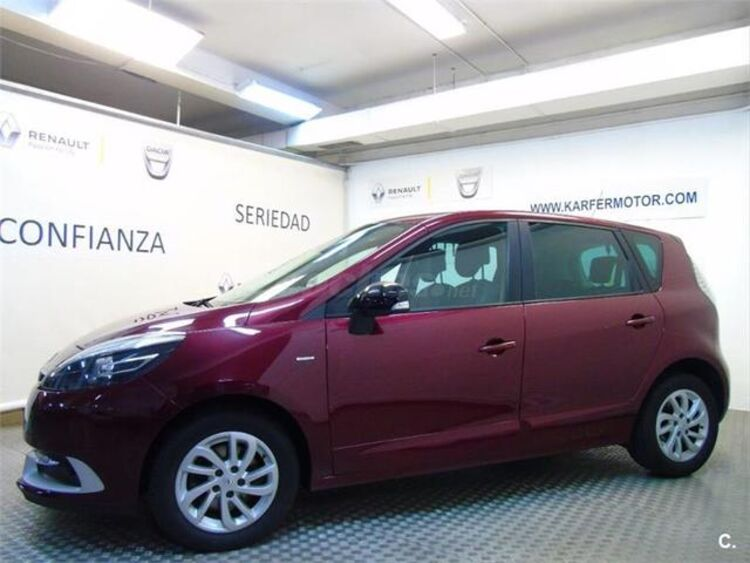 Renault Scenic 1.6 dCi Energy Limited 96 kW (130 CV) foto 4