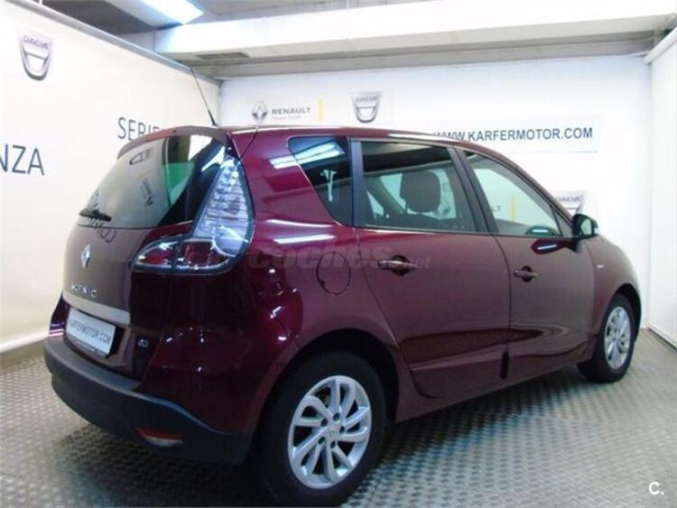 Renault Scenic 1.6 dCi Energy Limited 96 kW (130 CV) foto 6
