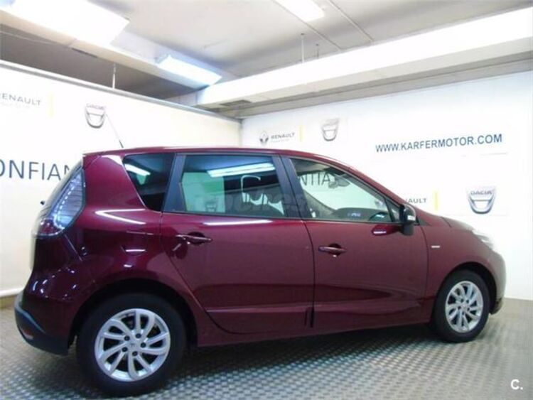Renault Scenic 1.6 dCi Energy Limited 96 kW (130 CV) foto 7