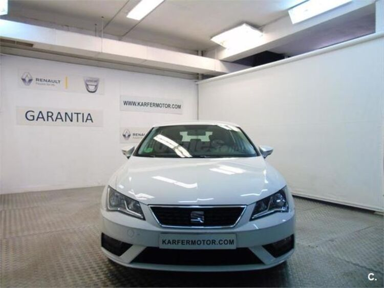 SEAT Leon 1.6 TDI SANDS Reference Plus 85 kW (115 CV) foto 2
