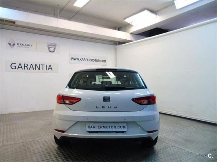 SEAT Leon 1.6 TDI SANDS Reference Plus 85 kW (115 CV) foto 4
