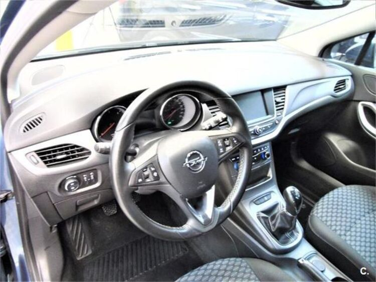 Opel Astra 1.6 CDTI Sports Tourer Business 81 kW (110 CV) foto 7