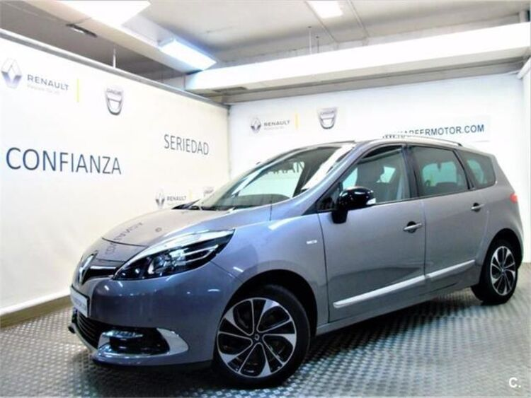 Renault Grand Scenic 1.6 dCi Bose Energy 7 Plazas 96 kW (130 CV) foto 2