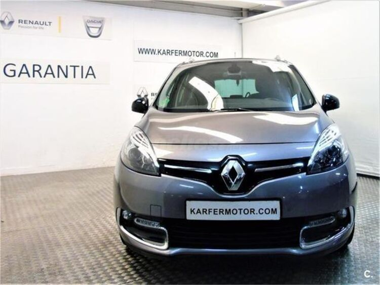 Renault Grand Scenic 1.6 dCi Bose Energy 7 Plazas 96 kW (130 CV) foto 3