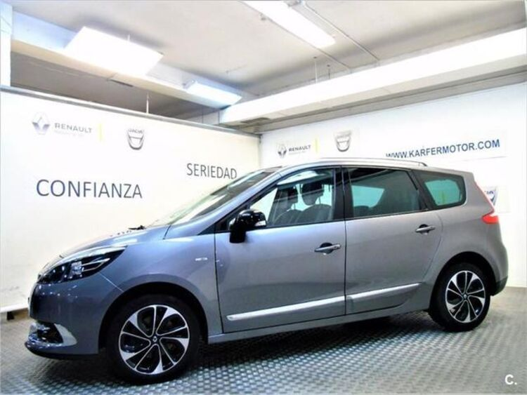 Renault Grand Scenic 1.6 dCi Bose Energy 7 Plazas 96 kW (130 CV) foto 4