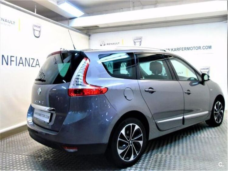 Renault Grand Scenic 1.6 dCi Bose Energy 7 Plazas 96 kW (130 CV) foto 5