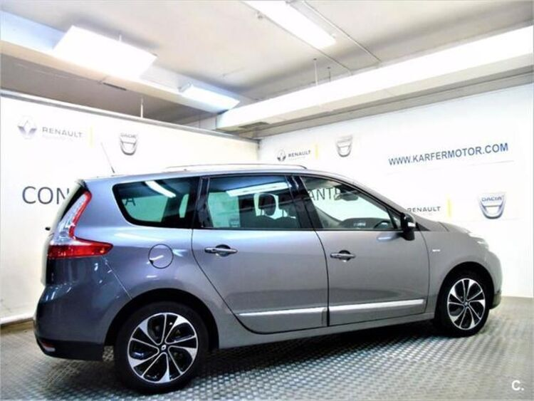 Renault Grand Scenic 1.6 dCi Bose Energy 7 Plazas 96 kW (130 CV) foto 7