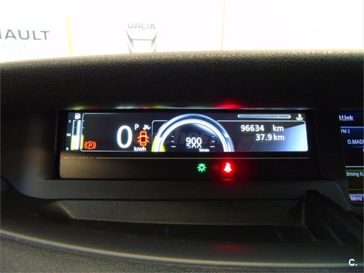 Renault Scenic LIMITED dCi 110 EDC Euro 6 5p foto 14