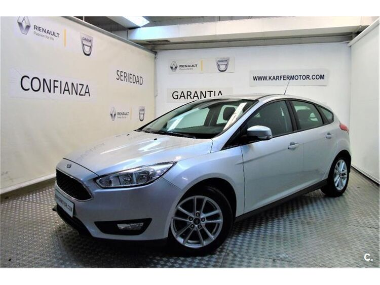 Ford Focus 1.6 TIVCT 92kW 125CV Trend 5p foto 2